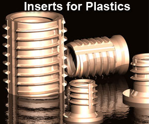 Thread Inserts for Plastics